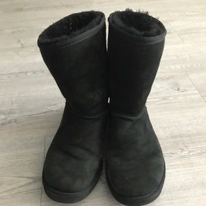 Ugg boots, size 8.